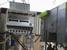 8 Chute Color Sorter in Nigeria