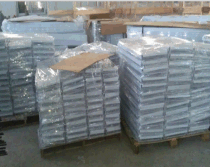 mass production of metal display