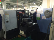 Machining Facilities