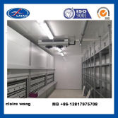 seafood fish frozen freezer cold room