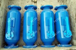 Four sets of P type manual backwash filter have been freighted to Tieling