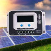 10A Solar Panel System Battery Charge Regulator/Controller