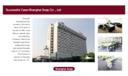 Successful Case-Shanghai Soap Co., Ltd-1