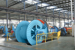 Factory Cable Machine