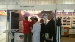Pakistan exhibition of Fly hawk light and Angel light