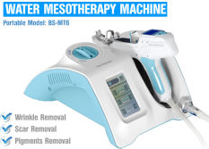 3 in 1 Single Multi Needle Water Mesotherapy Machine with Injection / Vacuum