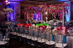 Tramsparent Crystal Acrylic Resin Chiavari Chairs