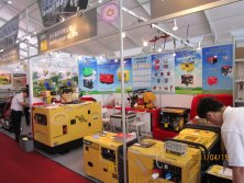 108th Canton Fair booth No.