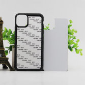 Sublimation phone case 2d