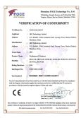 IP66 certificate for Weatherproof telephones