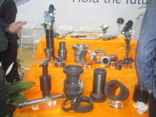 The Products on Display