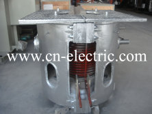 500kg Induction Smelting Oven
