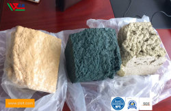Environmental friendly odorless natural reclaimed rubber