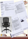 SGS Office Chair(Fs-8415) Certificate
