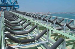 Salt belt conveyor