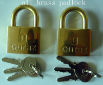 PADLOCK RUST AND CORROSION