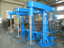 Products Show - Disperser Mixer