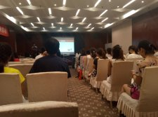 Hebei Huaqi Foreign trade department joined in learning discussion in Shijiazhuang
