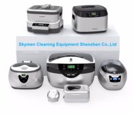 Easy home ultrasonic cleaner from 600ml to 2500ml with CE FCC