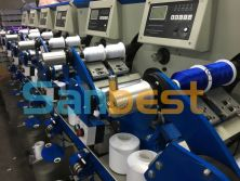 Finish-winding Machine for Industrial Embroidery Thread