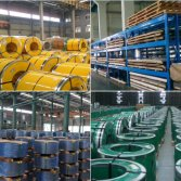 Monthly storage of 5700 ton of stainless steel coil and plate