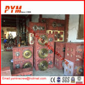 Single screw gear box reduction gear