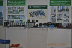 Fair Show in Vietman 2011/Both Stone and Diamond Tools