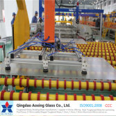 Solar glass production line 2