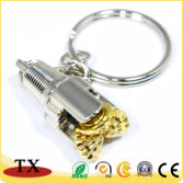 Hot Sale Zinc Metal Key Chain for Promotional Gifts
