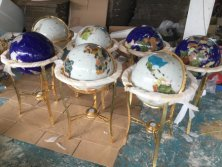 450MM Gemstone Globes