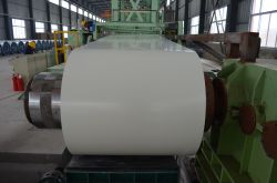 Prepainted Steel Coil Producing