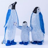 Penguins Motif Light