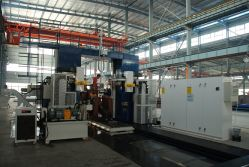CNC Two-End Boring Machine