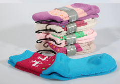 women terry socks(DL-WS-95)