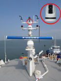 PTZ Thermal Imaging Marine Camera