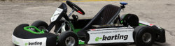 Go-Kart Drived by 5KW BLDC Motor (HPM5000B)