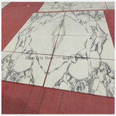 Italy white marble Arabascata white projects