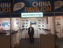 2014 OFT attend Exhibition in China.
