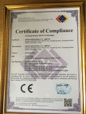 CE Certification of COB LED Downlight