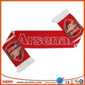 Club Team Knitted Custom Soccer Football Scarf