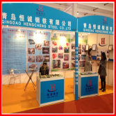 Booth on Shanghai Fair