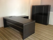 Office Furniture Showroom-Executive furniture Set