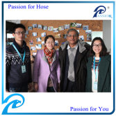 PASSION′s customers visit Hangzhou office 4