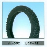 Motorcycle Tire(2.50-14)
