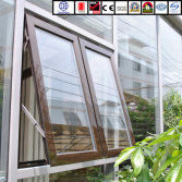 Alumium awning window