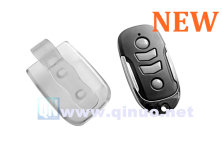 New! Remote shell with car sun visor clip