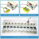 test equipment s for timer switch