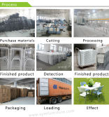 Plastic chair production process