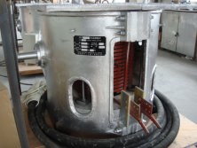 440v, 60Hz Induction Melting Furnace to Peru on Dec.1st.
