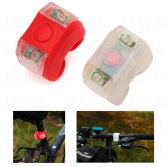 LED Bike Light with Front and Rear Light (24-1J6015)